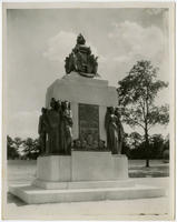 [All Wars Memorial to Colored Soldiers and Sailors in West Fairmount Park, Philadelphia]