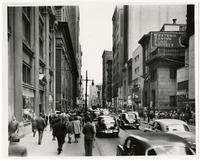 Philadelphia. Chestnut St. looking east from Broad St.