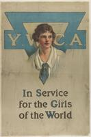 Y.W.C.A. In Service for the Girls of the World