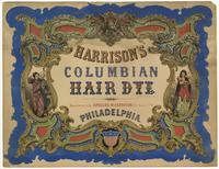Harrison's columbian Hair Dye