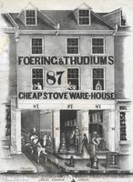 Foering & Thudiums cheap stove ware-house. [graphic] / W.H. Rease, No. 17 S[out]h 5[t]h St.