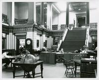 Interior of the Ridgway Building