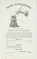 The Bell Top Mucilage bottle.