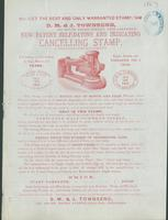 Get the best and only warranted stamp.
