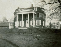 Loudoun, built 1801 by Thos. Armat for his son.