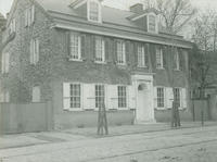 5261 Main St. Built by John Wister 1744.