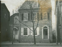 5450 Main St. Built 1790. Home of Thos. Armat.