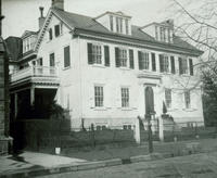Dr. Dunton's house, 25 E. High St. A Pastorius house. Formerly stood on Main St.