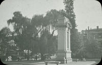 Battle of Germantown Monument, Vernon Park.
