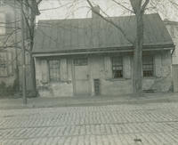 Very old house, date unknown. Was used as home of sexton of St. Michaels Lutheran Church. 6669 Main St.