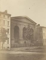 [St. Mark's Lutheran Church, Spring Garden Street, south side, west of 13th Street, Philadelphia]