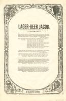 LAGER-BEER JACOB.