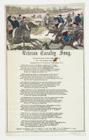 VETERAN CAVALRY SONG.