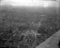 [Aerial view of Wilmington, Delaware]
