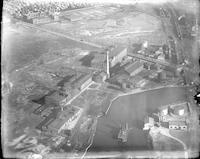 Allied Chemical & Dye Corporation, General Chemical Division plant, Camden, New Jersey.