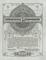 Theo. Leonhardt & Son. Commercial lithography. 324 Chestnut St. Philadelphia.