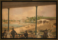 [A view of Fairmount and the Water-Works.