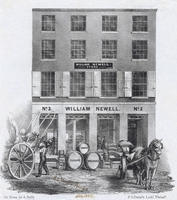 [William Newell. Store. No. 3 So. Water Street, Philadelphia]
