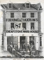 Foering & Thudiums cheap stove ware-house.