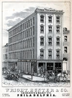 Wright, Hunter & Co. S.W. cor. Ninth & Walnut Sts. Philadelphia.