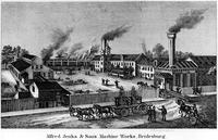 Alfred Jenks & Son's machine works, Bridesburg.