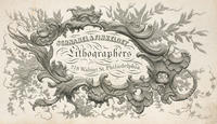 Schnabel & Finkeldey, lithographers, 218 Walnut St., Phila.