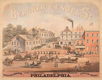 Bergner & Engel's Brewery. Office, 412 Library Street. Brewery, 32d and Thompson Sts. Philadelphia.