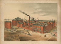 [Powers & Weightman, chemical manufactory, Philadelphia]