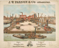 J.W. Paxson & Co. Philadelphia.
