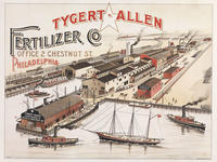 Tygert-Allen Fertilizer Co., office 2 Chestnut St., Philadelphia.