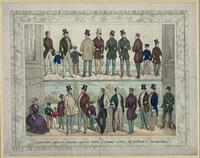 Shankland's American fashions for the spring & summer of 1851, 100 Chestnut St. Philadelphia.