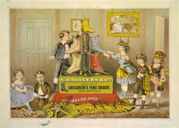 S. D. Sollers & Co. manufacturers of children's fine shoes, Philadelphia