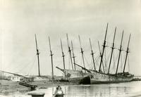 [The dead fleet, Pier 76, between Mifflin and Snyder streets, South Philadelphia]