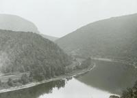 [Scenic views of the Delaware Water Gap, Pa.]