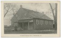 Frankford Friends' Meeting House postcards.