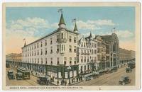 Green's Hotel postcards.