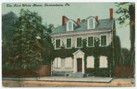 Morris House postcards.