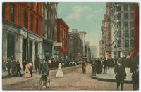 Chestnut Street postcards.