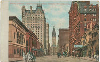 South Broad Street postcards.