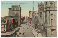 North Broad Street postcards.