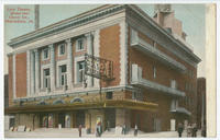Lyric Theatre, Broad and Cherry Sts., Philadelphia, Pa.