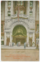 Keith's Chestnut Street Theatre postcards.