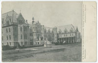 Methodist Episcopal Home for the Aged of Philadelphia postcards.
