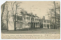 """Carlton, "" or the Smith Mansion postcards."