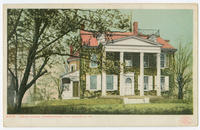 Logan House postcards.