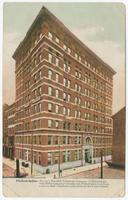 [Unidentified Bell Telephone Company of Philadelphia building]