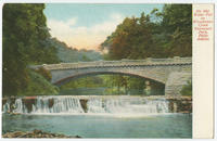 Blue Stone Bridge postcards.