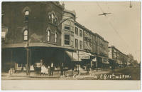 [North side of Columbia Avenue east of 18th Street.]