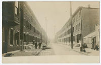 [Bouvier Street south of Columbia Avenue.]
