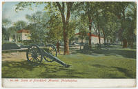 Frankford Arsenal postcards.